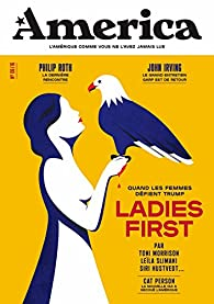 America n.06 : First Ladies par Revue America