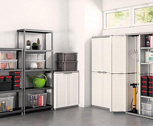 Kis Klein Kunststoffschrank – Plastikschrank Jolly Cabinet - 6