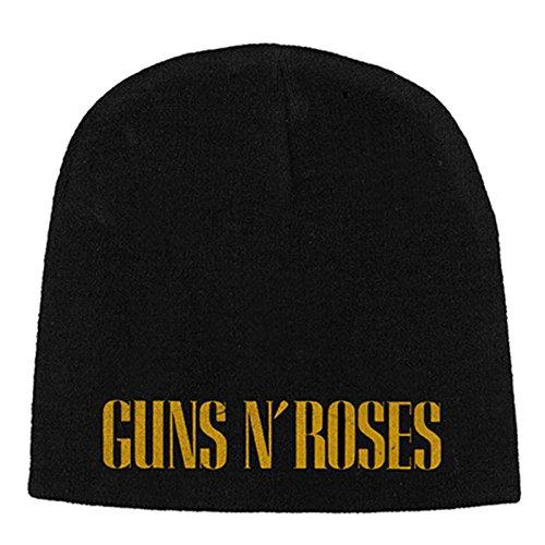 GUNS N ROSES LOGO Mütze/ beanie hat/ wooly hat -
