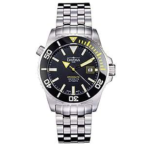 Davosa - 16149870 - Montre Homme - Automatique - Analogique - Bracelet Acier Inoxydable Argent