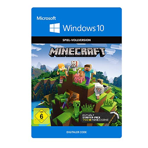 Minecraft Windows 10 Starter Collection | Xbox One - Download Code