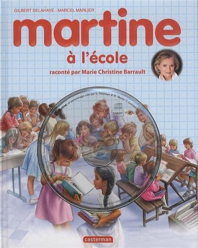 Martine à l'école (1CD audio)