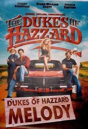 Fanfara Original Duchi di Hazzard generale Lee Dixieland Da 12 Volt cromo