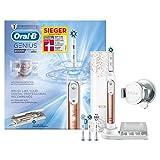 Oral-B Genius 9000N CrossAction Wiederaufladbare Elektrische Zahnbürste, rose gold