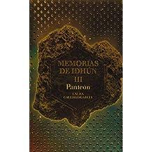 Memorias de idhun iii: panteón