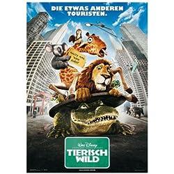 Filmposter - Poster Tierisch Wild