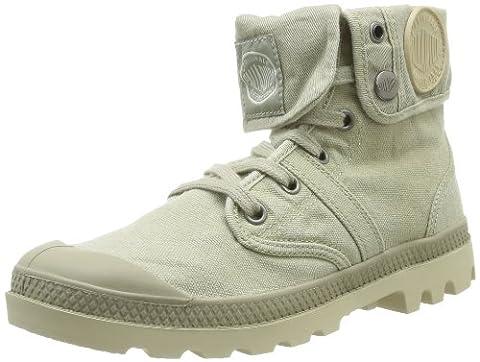 Palladium Baggy, Boots femme - Beige (Savane), 40 EU