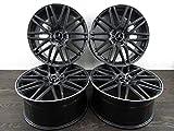 4 Alufelgen Z Design Wheels Z001 18 Zoll passend für Mercedes A 177 C 205 E 238 211 213 GLA GLC S SLC Vito NEU