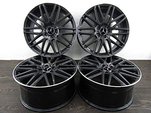 4 cerchi in lega Z Design Wheels Z001 18 pollici adatto per Mercedes Benz Classe C W205 S205 C450 C43 AMG NUOVO