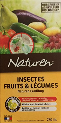 Insectes Fruits et Légumes 250ml