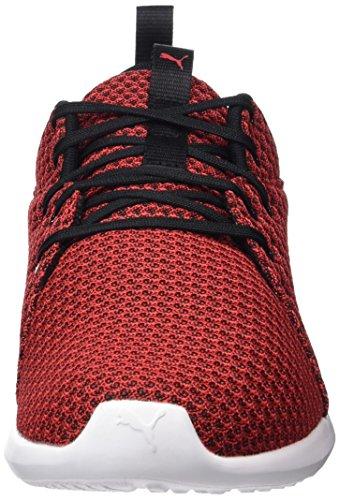 Puma Carson 2 Knit, Scarpe Sportive Outdoor Uomo Nero (Toreador-black)
