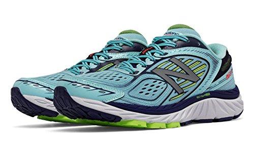 New Balance w860v7 Mujer Zapatillas para Correr - ss17 - Azul