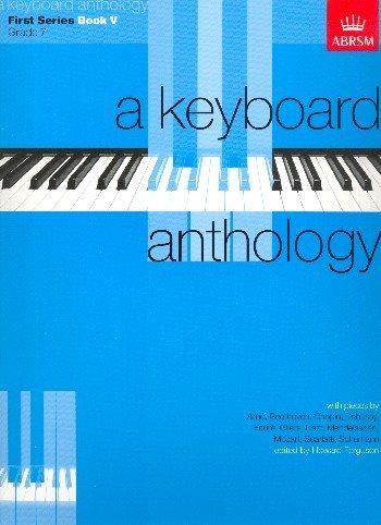 Keyboard Ant.1St Series Bk 5 Grd 7 -