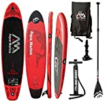 Aqua Marina Monster 12.0 iSUP Sup Stand Up Paddle Board mit Sport II Paddel