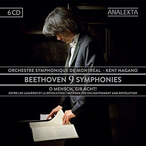 Beethoven: 9 Sinfonien [6 CDs]