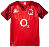 Angleterre 2015/16 Enfants - Maillot Rugby Pro Alterné MC - taille 14YRS