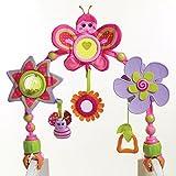 Tiny Love 33314026 - Princess Butterly Stroll, Kinderwagenspielzeug
