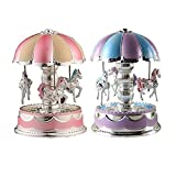 Domybest LED Light Merry-Go-Round Music Box Christmas Birthday - Best Reviews Guide