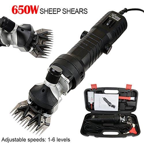 Tijeras Máquinas esquiladora ovejas Profesional 650W