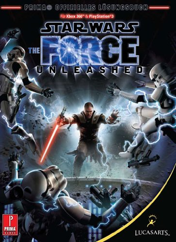 Star Wars The Force Unleashed Lösungsbuch