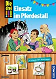 Die drei !!!, Einsatz im Pferdestall (drei Ausrufezeichen): Mit coolen DIY-Anleitungen