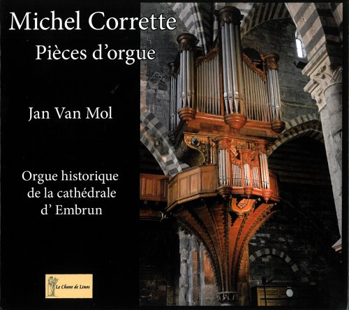 Corrette: Pieces d'Orgue