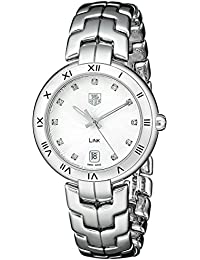 Tag Heuer Link Diamond Ladies Watch WAT1311.BA0956