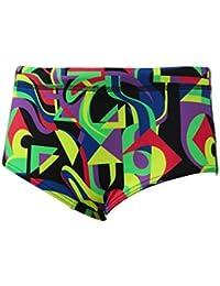 7bbe2bc316 Funky Trunks Boys Classic Swimming Trunks 'Bumble Jumble'