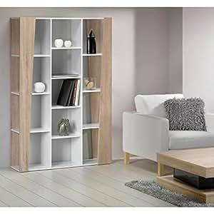 TOUCH Etagere meuble 180cm blanc