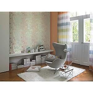 rasch tapete barbara becker blumen blatt stitch motiv mustertapete 705188 k che. Black Bedroom Furniture Sets. Home Design Ideas