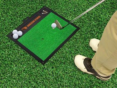 Sports Licensing Solutions, LLC Oregon State Golf Hitting Mat 20