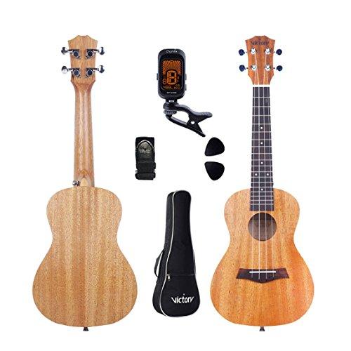 jn-style-23-inch-para-principiantes-ukelele-de-concierto-madera-de-caoba-cuerdas-Aquila-Kit-funda-correa-sintonizador-Pick-Natural
