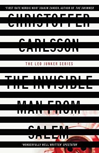 book cover of The Invisible Man From Salem