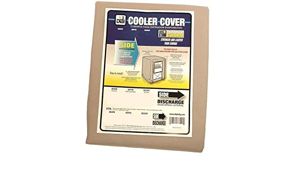 Dial Manufacturing Evaporative Cooler Cover WeatherGuard Side Draft