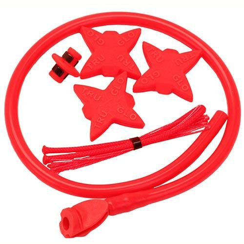Truglo Bow Accessory Kit Red