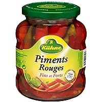 Kühne piments rouges 165 g - Precio por unidad