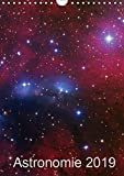 Astronomie 2019 (Wandkalender 2019 DIN A4 hoch): Deep Sky Astrofotografie (Monatskalender, 14 Seiten ) (CALVENDO Wissenschaft)