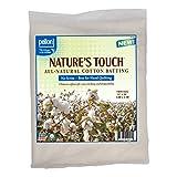 Legacy by Pellon N-72 Natural Cotton 1,83 x 2,44 m, 100% Baumwolle Vlieseinlage, Natur, 40 x 33 x 9 cm
