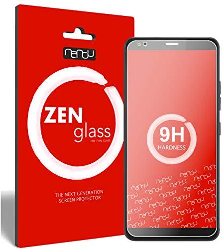 ZenGlass Flexible Glas-Folie für Gigaset GS370 Panzerfolie I Bildschirm-Schutzfolie 9H I (Kleiner Als Das Gewölbte Bildschirm)