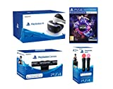 Pack PlayStation VR + Camera + Jeu PS4 VR Worlds + Paire PS Move