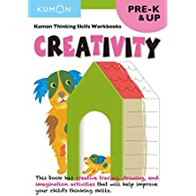 Thinking Skills Creativity Pre-K (Kumon Thinking Skills Workbooks)