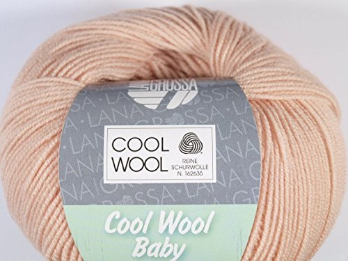 Lana Grossa Cool Wool Baby 246 Puderrosa