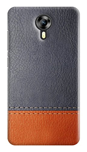 RKMOBILES Micromax Canvas Xpress 2 E313 or Micromax Canvas Nitro 4G Designer Printed Back Cover Case (For Micromax Canvas Nitro 4G) (Print_Leather)