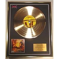 TUPAC/Limitierte Edition/Goldene Schallplatte/ALBUM 'RESURRECTION'/(Tupac)
