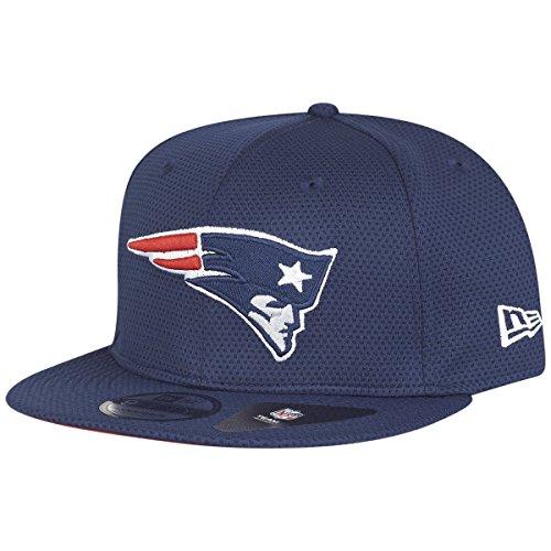 New Era 9Fifty NFL Training Mesh Cap Bleu