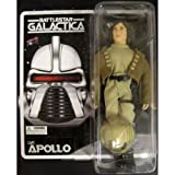 Battlestar Galactica Captain Apollo Mego (style) Figue