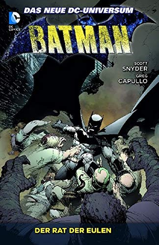 Batman, Bd. 1: Der Rat der Eulen (Superman-comic-buch 1)