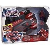 Marvel Spiderman - Vehículo de batalla (Hasbro A4776E24)