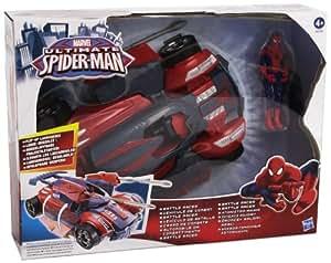 Spider-Man - A4776E240 - Accessoire pour Figurine - Véhicule de Combat