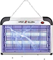 Electronic Mosquito Killer Lamp Bug Zapper Insert Pest Fly Killer with UV Blub Effective Safty for Outdoor Ind